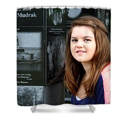 3429 Shower Curtain