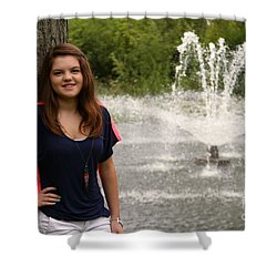 3445 Shower Curtain