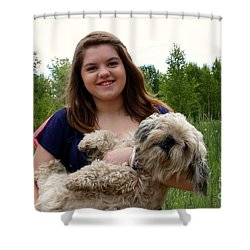 3478 Shower Curtain