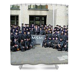 Msm Graduation Ceremony 2017 Shower Curtain