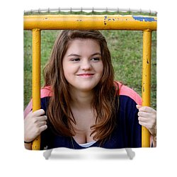 3524 Shower Curtain