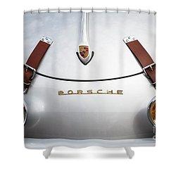 356a Speedster Shower Curtain by Dennis Hedberg