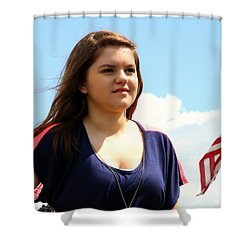 3634 Shower Curtain