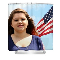 3660 Shower Curtain