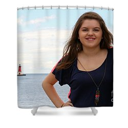 3678c Shower Curtain