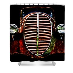 37 Chevy Shower Curtain