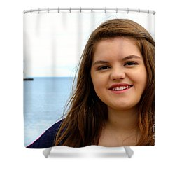 3703 Shower Curtain