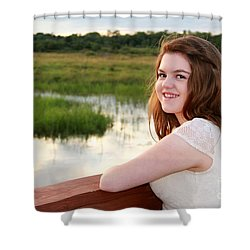 3734 Shower Curtain
