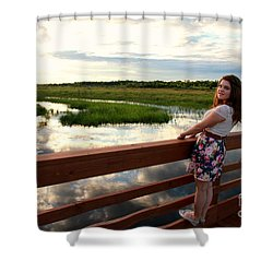3740 Shower Curtain
