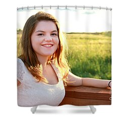 3763 Shower Curtain