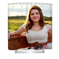 3780 Shower Curtain