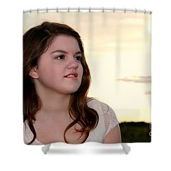 3790 Shower Curtain