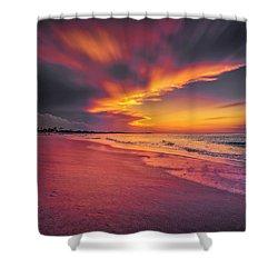 Dominicana Beach Shower Curtain