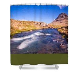 Iceland Shower Curtain by Mariusz Czajkowski