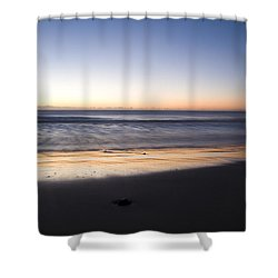 Shower Curtain featuring the photograph Irish Dawn by Ian Middleton