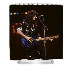 Joe Perry Shower Curtain