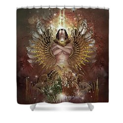 4 Seasons 1 Shower Curtain