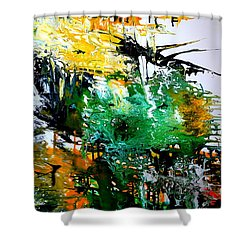 Series 2017 Shower Curtain