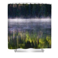 Summer Morning Shower Curtain