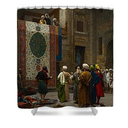 The Carpet Merchant Shower Curtain