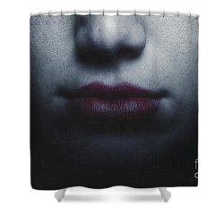 Trust Yourself Then You Will Know How To Live Shower Curtain