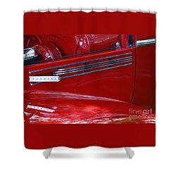1940 Buick Special Shower Curtain