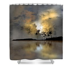 4066 Shower Curtain by Peter Holme III