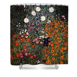 Gustav Klimt    Shower Curtain