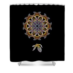 Shower Curtain featuring the photograph 4362 by Peter Holme III