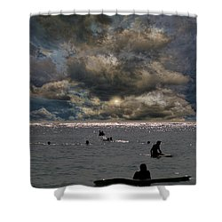 Shower Curtain featuring the photograph 4367 by Peter Holme III
