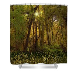Shower Curtain featuring the photograph 4368 by Peter Holme III