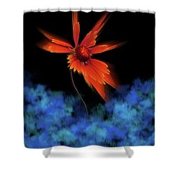 Shower Curtain featuring the photograph 4383 by Peter Holme III