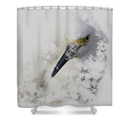 Shower Curtain featuring the photograph 4386 by Peter Holme III