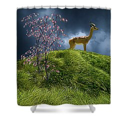 Shower Curtain featuring the photograph 4388 by Peter Holme III