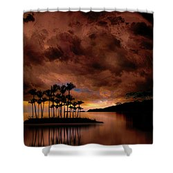 Shower Curtain featuring the photograph 4401 by Peter Holme III
