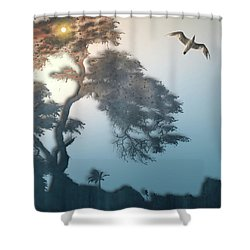 Shower Curtain featuring the photograph 4408 by Peter Holme III