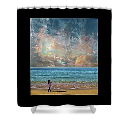 Shower Curtain featuring the photograph 4410 by Peter Holme III