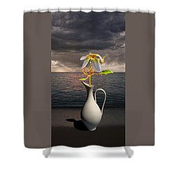 Shower Curtain featuring the photograph 4416 by Peter Holme III