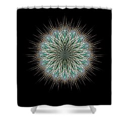 Shower Curtain featuring the photograph 4418 by Peter Holme III