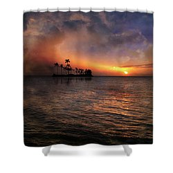Shower Curtain featuring the photograph 4419 by Peter Holme III