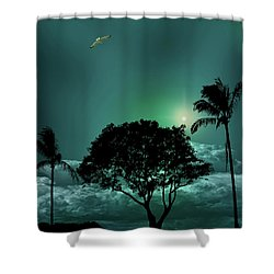 Shower Curtain featuring the photograph 4420 by Peter Holme III