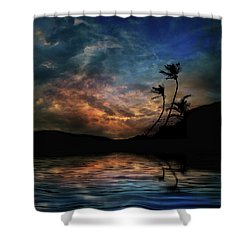 Shower Curtain featuring the photograph 4448 by Peter Holme III