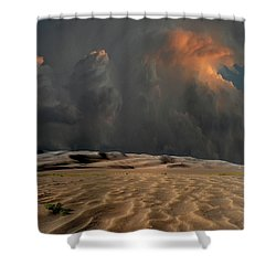 Shower Curtain featuring the photograph 4450 by Peter Holme III