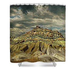 Shower Curtain featuring the photograph 4453 by Peter Holme III