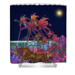 Shower Curtain featuring the photograph 4461 by Peter Holme III
