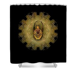 Shower Curtain featuring the photograph 4463 by Peter Holme III