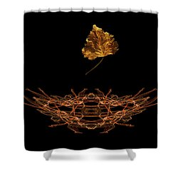 Shower Curtain featuring the photograph 4473 by Peter Holme III