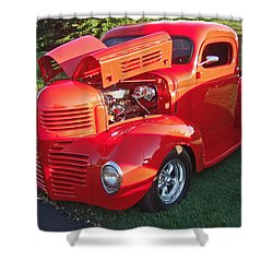 '47 Dodge Pickup Shower Curtain