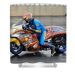 Dme Terence Angela Shower Curtain