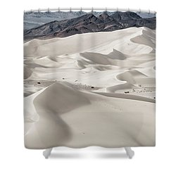 Dumont Dunes 5 Shower Curtain